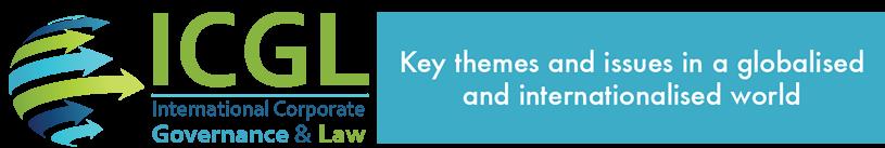2018 – International Corporate Governance & Law – Leeds forum